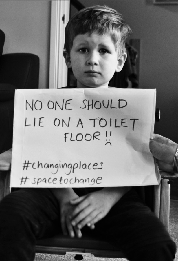 Raising Awareness Of Changing Places Toilets This Disabled AccessDay