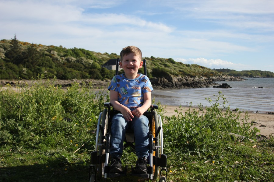 A Few Things I've Learned As Mum To A (Beautiful & Perfect) Disabled Child